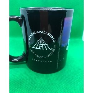 Rock And Roll Hall of Fame Museum Mug